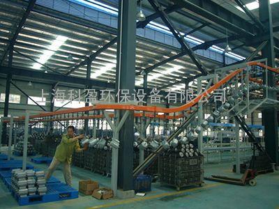 上海废气处理公司 电动机废气处理工程