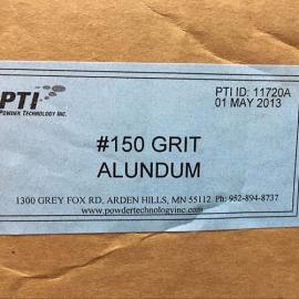 美国PTI粉尘,#150 Grit Alundum试验粉尘
