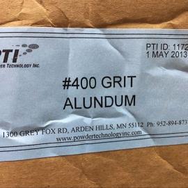 美国PTI,#400 Grit Alundum测试粉尘