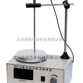 85-2、HJ-3 数显恒温磁力搅拌器