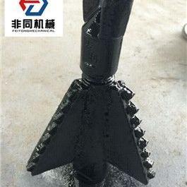 75高效钻头 69高效螺旋钻杆使用说明书