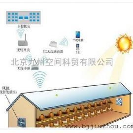 家禽养殖无线监测解决方案