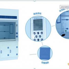PP耐酸碱实验室专用通风柜 厂家价格山东通风柜品牌