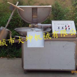 125型鱼豆腐高速变频斩拌机