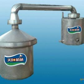 15斤纯粮烧酒设备,生料发酵蒸馏设备