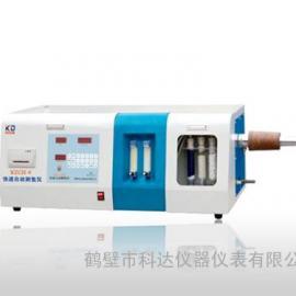 KZCH-8快速自动测氢仪,煤炭碳氢分析仪