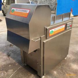 冻肉切块机 不锈钢材质肉类切块机