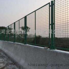 跨公路两侧防抛网桥梁防护网