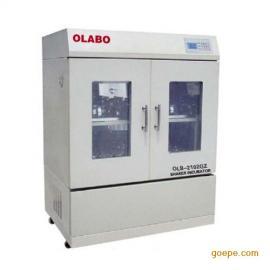 气浴恒温振荡器OLB-1102GZ立式双层光照摇床