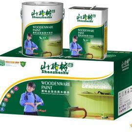 山楂树【清味全效】优质木器漆
