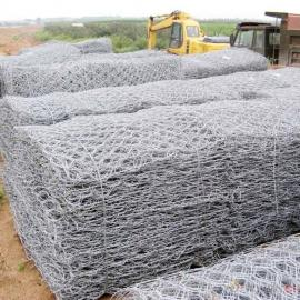 成都边坡格宾石笼网-河流支护拧花格宾六角石笼网规格