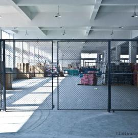 车间铁丝护栏网金属隔离墙网
