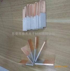 优质铜铝复合过渡板工艺
