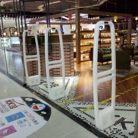 高端EAS超市防盗报警设备 声磁防盗门
