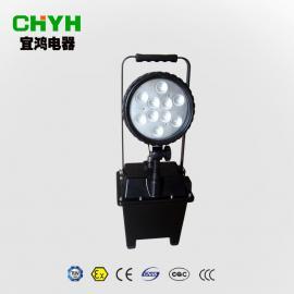 FW6102GF便携式LED防爆探照灯