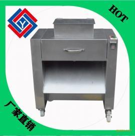 厂家特供 新型带骨切丁机 多功能自动肉丁机TJ300