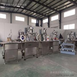 聚氨酯泡沫胶填缝剂生产线 气雾剂灌装机设备定制
