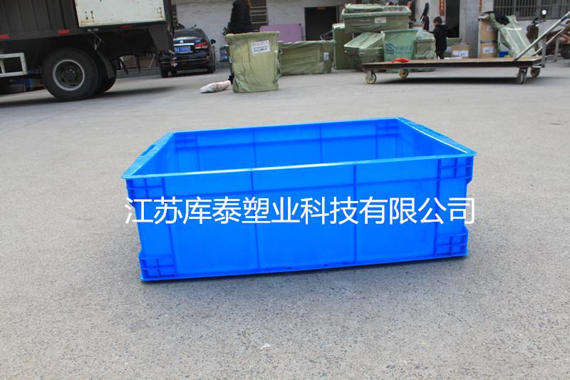 消毒餐具塑料周转箱塑料盒塑料物流箱周转箱可定制