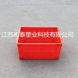 多规格全新料塑料周转箱575-300箱物流箱