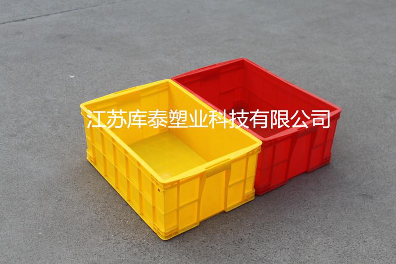 专业生产可定制多规格塑料周转箱575-250箱物流箱