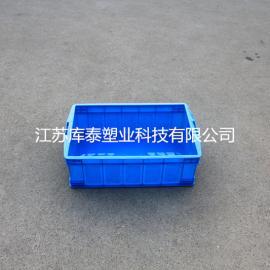 莆田大量供应多规格塑料周转箱575-190箱物流箱可定制