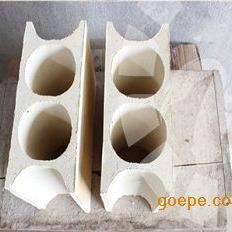 金三角耐火材料厂家专业直销辊孔砖
