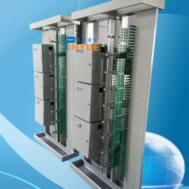 288芯三网合一光纤配线架又称288芯三网合一配线架技能规范介绍