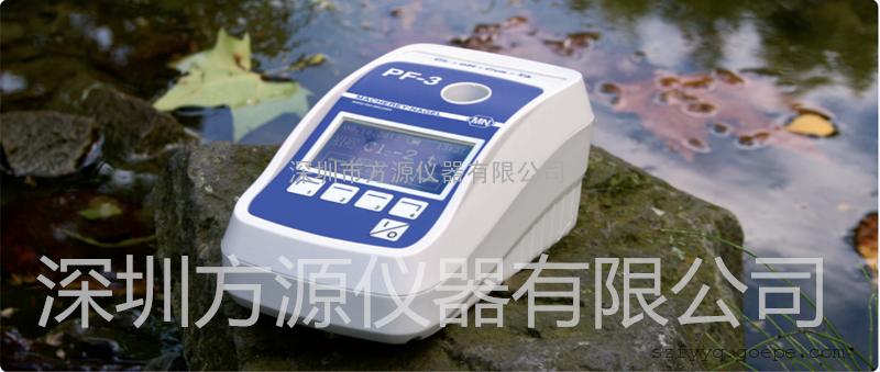 原装进口便携式COD测定仪-多功能功能饮用水测试仪PF-3