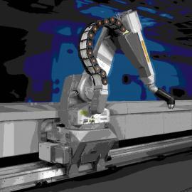 二手焊接机器人工作站 码垛系统 焊接喷涂机器人