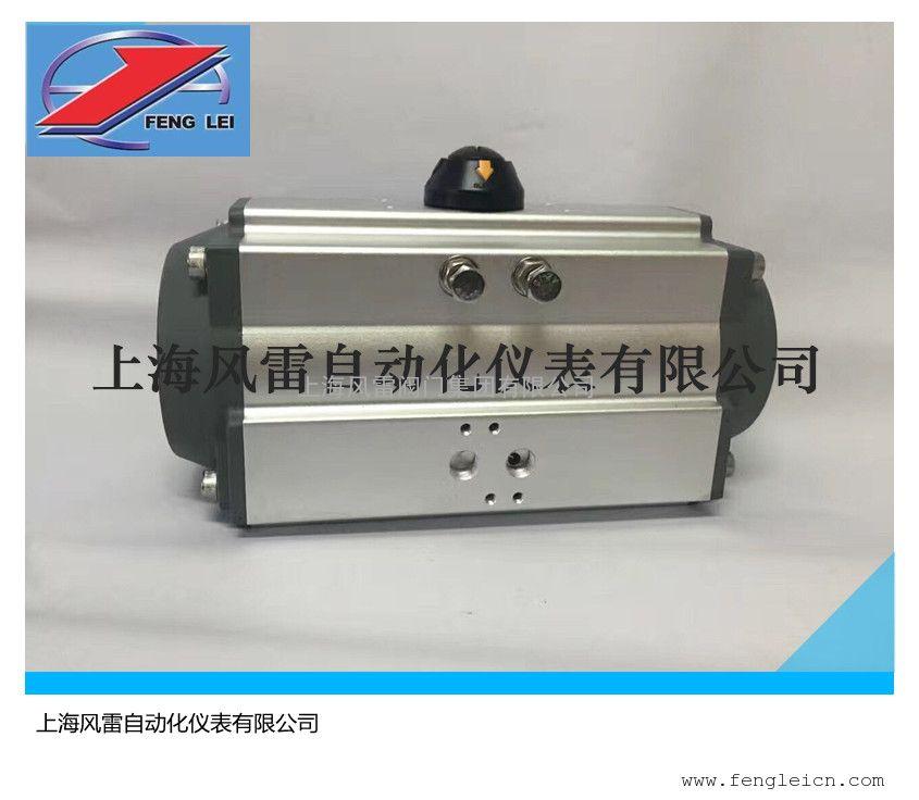 上海风雷GTD气动快速切断阀双作用