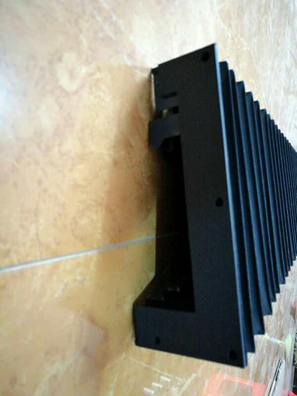 防腐蚀风琴防护罩