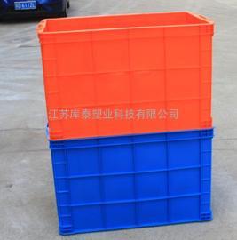 专业生产可定制全新料塑料周转箱755箱物流箱