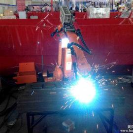 二手环缝焊接机器人 深圳焊接机器人 龙门式焊接机器人