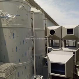 活性炭吸附装置-pp活性炭箱
