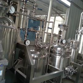 全套果汁饮料生产线、实验或小规模生产用