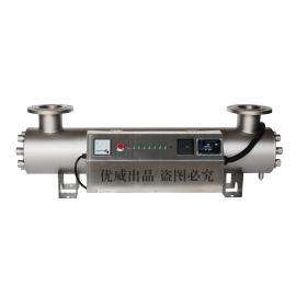 青岛市二次供水工程紫外线消毒器
