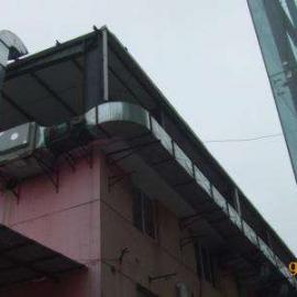 深圳专业清洗酒店厨房设备清洗大型抽油烟机油烟管道风机烟罩