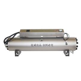 河北优威环保厂家直供北京市饮用水紫外线消毒器杀菌器设备