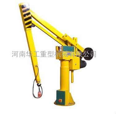 平衡式单臂吊 PJ040曲臂平衡吊 机床专用平衡小吊机 浙江厂家