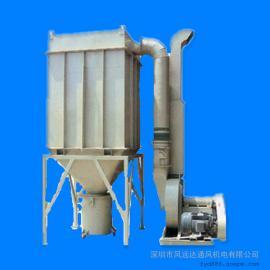 LI-615漏斗式柜式工业吸尘器 中央集尘器 吸尘机