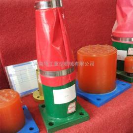 HYD100-200液压缓冲器非标定做行车缓冲器电梯缓冲器