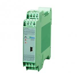 厦门宇电AI-7011D5型单路温度变送器/信号隔离器
