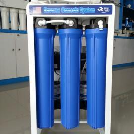 净水器 400gro纯水机反渗透净水机大流量商务纯水机批发