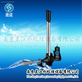 QSB1.5深水自吸式射流曝气机
