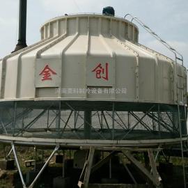 供应优质金创系列玻璃钢逆流式冷却塔生产厂家