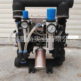 美国GRACO粉末输送专用隔膜泵 气动粉料泵 粉体输送泵