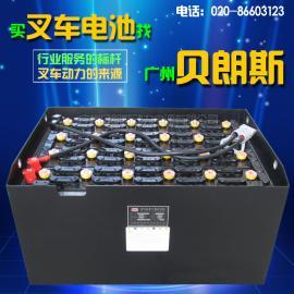 美科斯叉车蓄电池