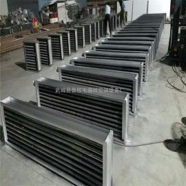 鑫祥钢管铝翅片蒸汽 导热油空气加热器