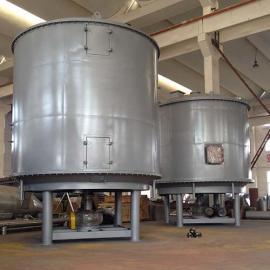 细条状滤饼氧化铁黄盘式连续干燥器PLG-3000×20
