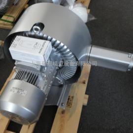 单叶轮3KW漩涡气泵-高压风机材质